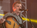 George Ezra tells Digital Spy he was surprised the booking divided opinion.