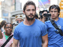 The actor was pictured leaving a New York courthouse after his arrest on Thursday.