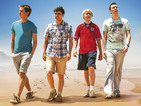 "The Inbetweeners 2 reveals first clip: ""Raw fish, yes or no?"""