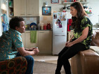 Corrie stays on top of the soap ratings as Lloyd confronts Andrea.