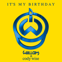 will.i.am ft. Cody Wise 'It's My Birthday' single artwork.