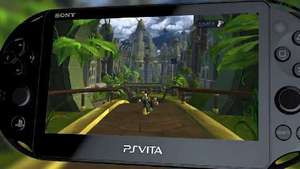 Ratchet & Clank HD Trilogy PS Vita trailer