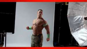 WWE 2K15 John Cena announcement video