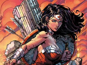 Who is Wonder Woman's new creative team?