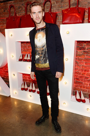 Launch Party To Celebrate Virgin Atlantic's New Vivienne Westwood Uniform Collection Dan Stevens