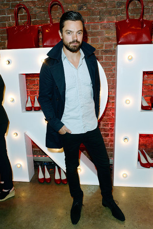 Launch Party To Celebrate Virgin Atlantic's New Vivienne Westwood Uniform Collection Dominic Cooper