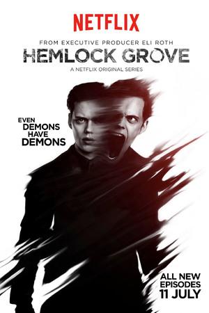 Hemlock Grove Season 2 character poster: Roman