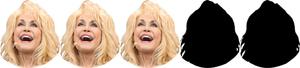 Three Dolly Partons