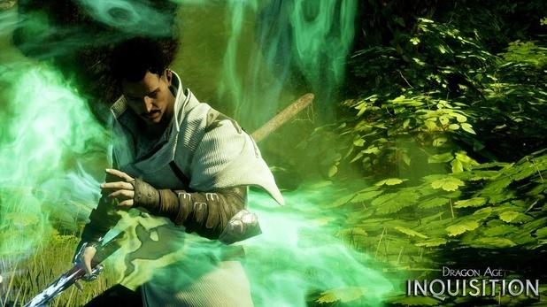 Dragon Age: Inquisition's Dorian