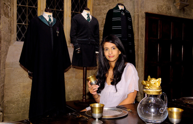 Konnie Huq at a Harry Potter Summer Screenings event