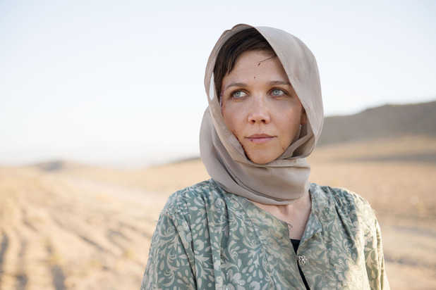 Maggie Gyllenhaal in BBC Two's The Honourable Woman