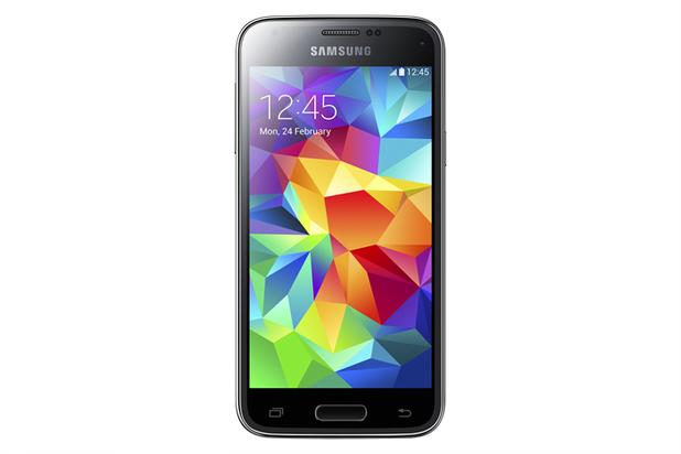 Samsung's Galaxy S5 Mini smartphone
