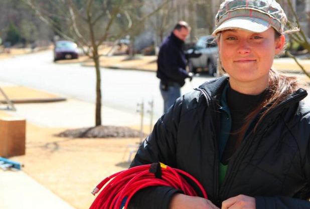 Midnight Rider camera assistant Sarah Jones