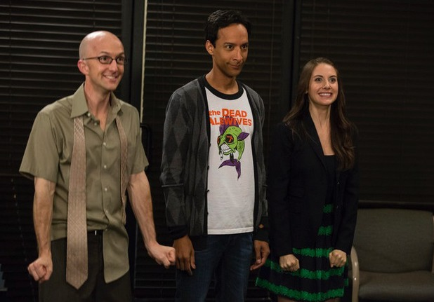 Community: Season 5 'Basic Sandwich'