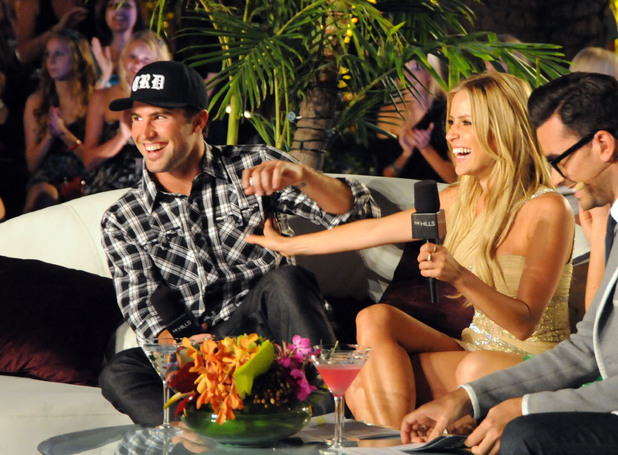 July 13, 2010: Brody Jenner and Kristin Cavallari