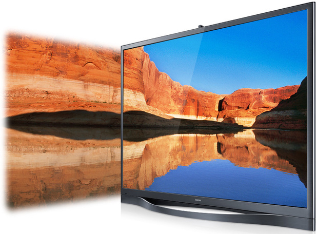 Samsung F8500 plasma TV