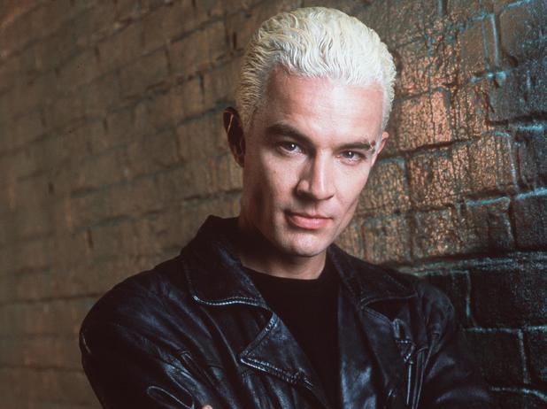 Jarmes Marsters as Spike in Buffy The Vampire Slayer