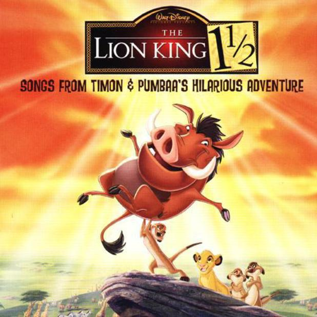 Lion King 1 & 1/2