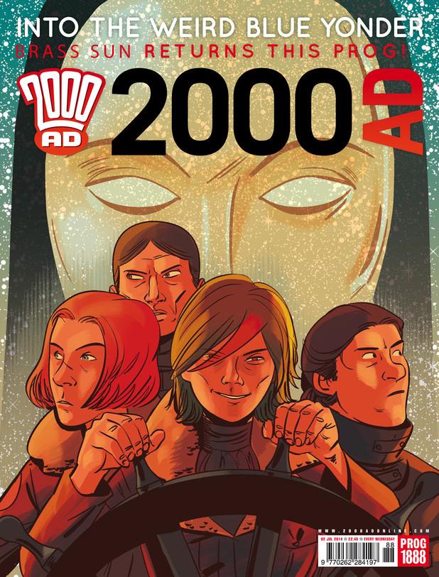 2000 AD Prog 1888