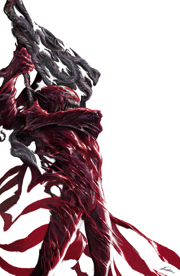 AXIS: CARNAGE #1 (of 3) Written by RICK SPEARS Art by GERMAN PERALTA Cover by ALEXANDER LOZANO Coming in October!
