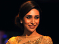 Karishma Kapoor shoots advert in London