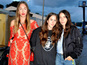 Haim working with Ariel Rechtshaid