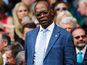 Samuel L Jackson, Wills & Kate at Wimbledon