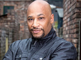 Terence Maynard as Tony Stewart in Coronation Street