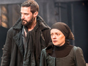 Hobbit actor leads a gripping account of the Salem witch trials at the Old Vic.