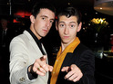 The Last Shadow Puppets members detail new film project.