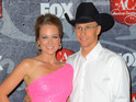 Singer-songwriter confirms she and Ty Murray are separating via a letter on her website.