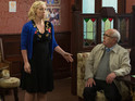 Dennis and Julie team up for a cunning plan next week.