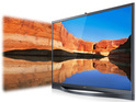Companies are abandoning the old display format for UHD and curved televisions.