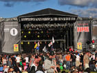 T In The Park's Slam Tent line-up announced for 2015