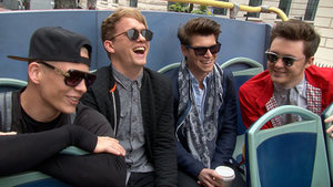 We chat to Rixton about getting naked, dressing up and the new album.