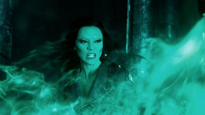 Guardians of the Galaxy | Zoe Saldana as Gamora preview