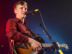 T in the Park, George Ezra