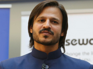 Vivek Oberoi promotes Sewa Day in London