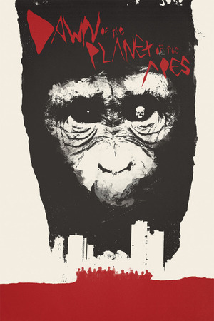 Dawn of the Planet of the Apes comic