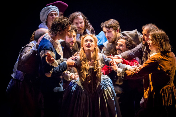 Lucy Briggs-Owen in Shakespeare in Love