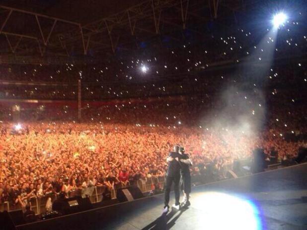 Eminem Dr Dre Wembley