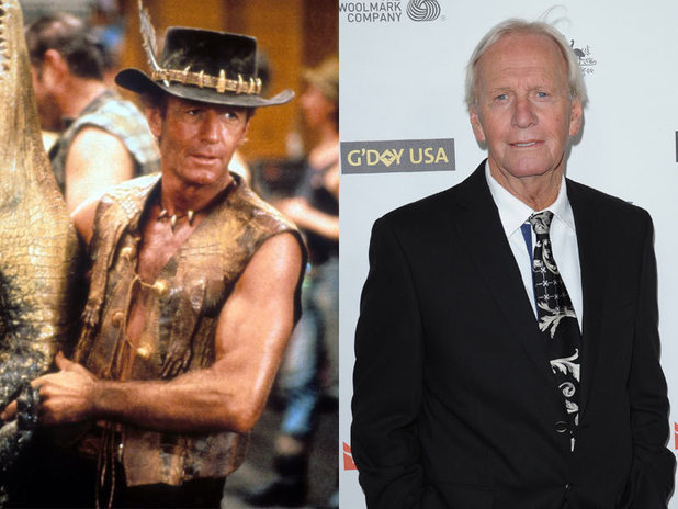 One-hit movie wonders: Paul Hogan