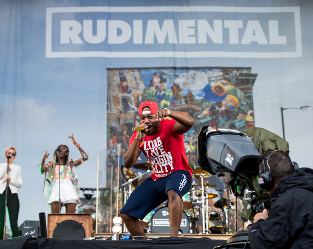 T in the Park, Rudimental