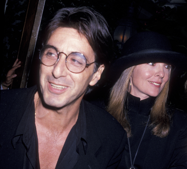 NEW YORK CITY - SEPTEMBER 12: Actor Al Pacino and Diane Keaton attend the premiere party for 'Sea of Love' on September 12, 1989 at Tavern on the Green in New York City. (Photo by Ron Galella, Ltd./WireImage)