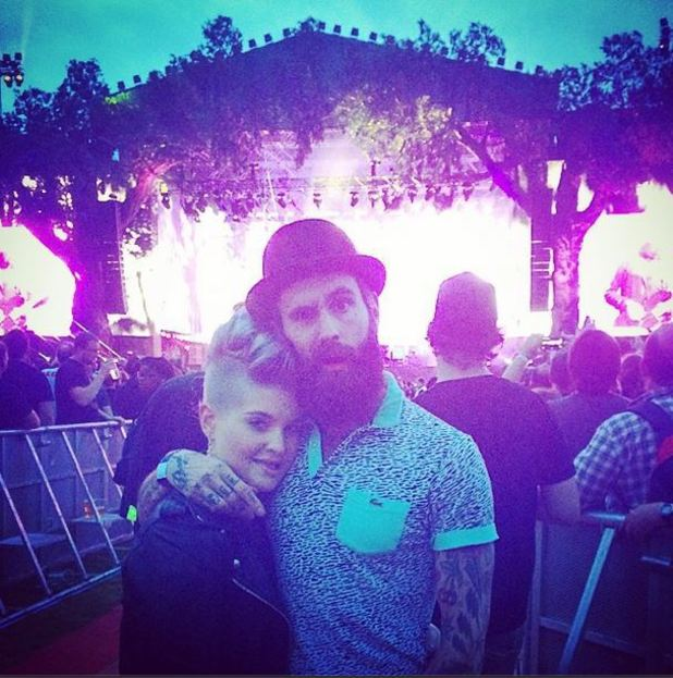 Kelly Osbourne & Ricki Hall