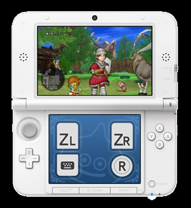 Dragon Quest X on 3DS