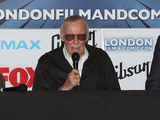 Stan Lee at the London Film and Comic Con