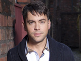 Bruno Langley as Todd Grimshaw in Coronation Street