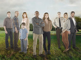 The cast of Resurrection