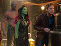 DS goes on set with James Gunn and the cast of Marvel's Phase Two space opera.